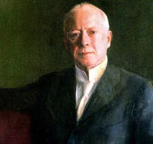 Portrait Painting of Charles Deering