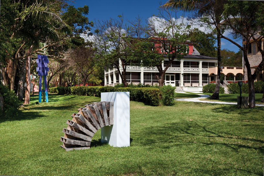 Exhibits at The Deering Estate