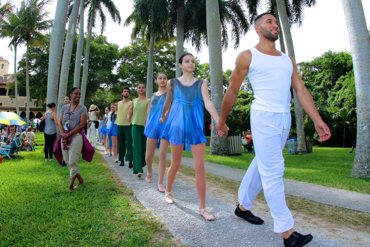Deering Estate Art Spring Contemporary 2016 National Water Dance