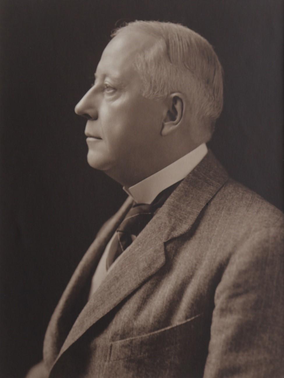 Charles Deering (1852-1927) was an industrialist, philanthropist, art collector, and environmentalist