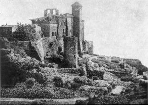 Charles Deering also purchased and financed the restoration of Tamarit, a Romanesque fortress from the 12th century in Catalonia