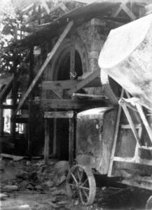 Construction of the Stone House took approximately 11 months to complete between 1922 and early 1923