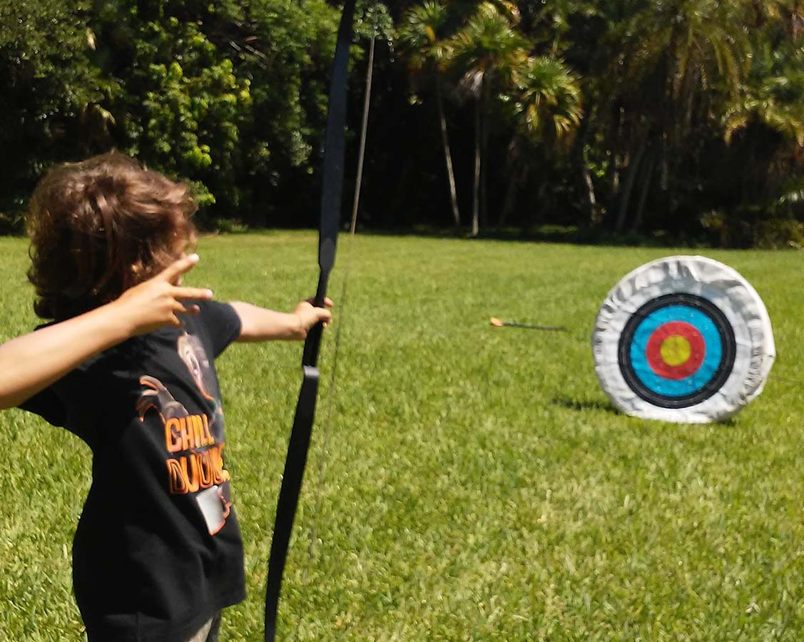 Spring Camp at The Deering Estate