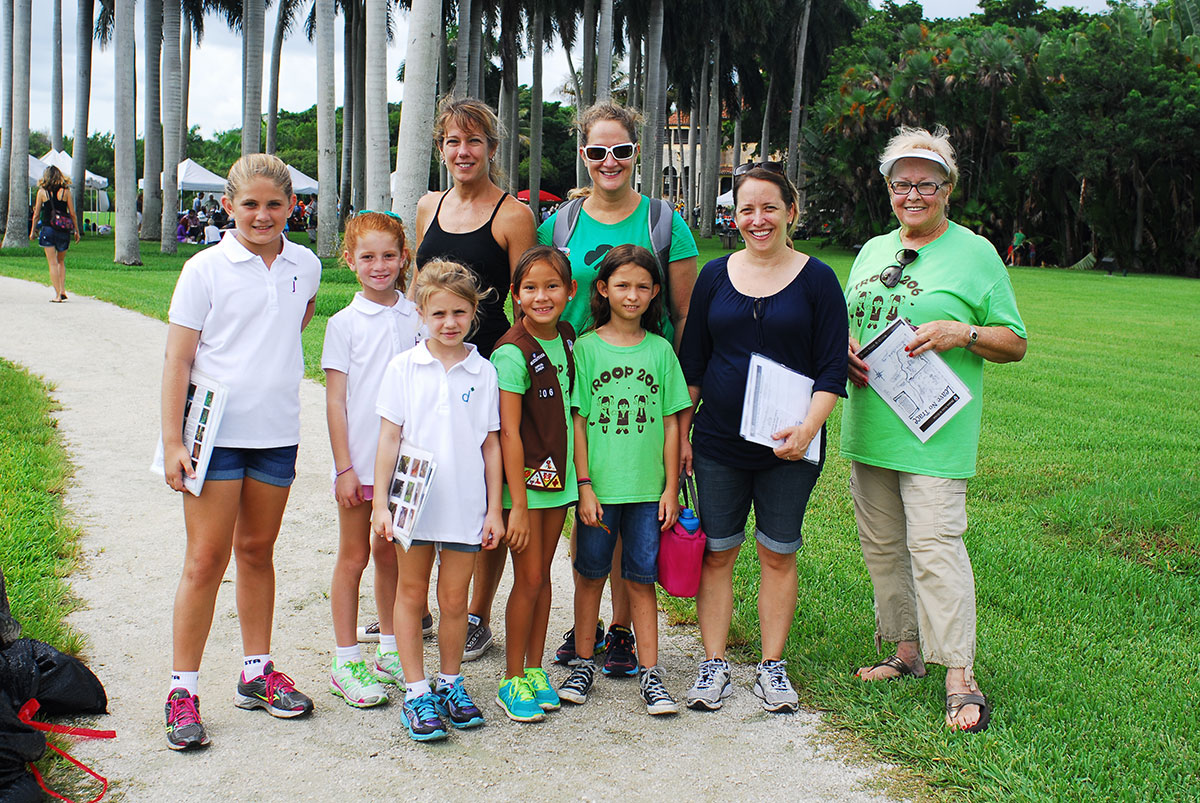 Scout Programs at The Deering Estate