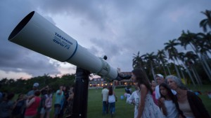 deering estate astronomy viewing telescope