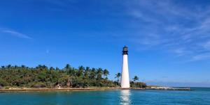 Deering Estate Biscayne Bay Light House Cruise by Biscayne National Park