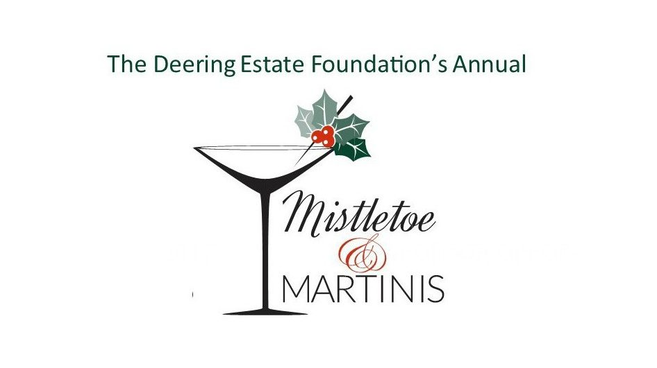 Mistletoe and Martinis Event Banner