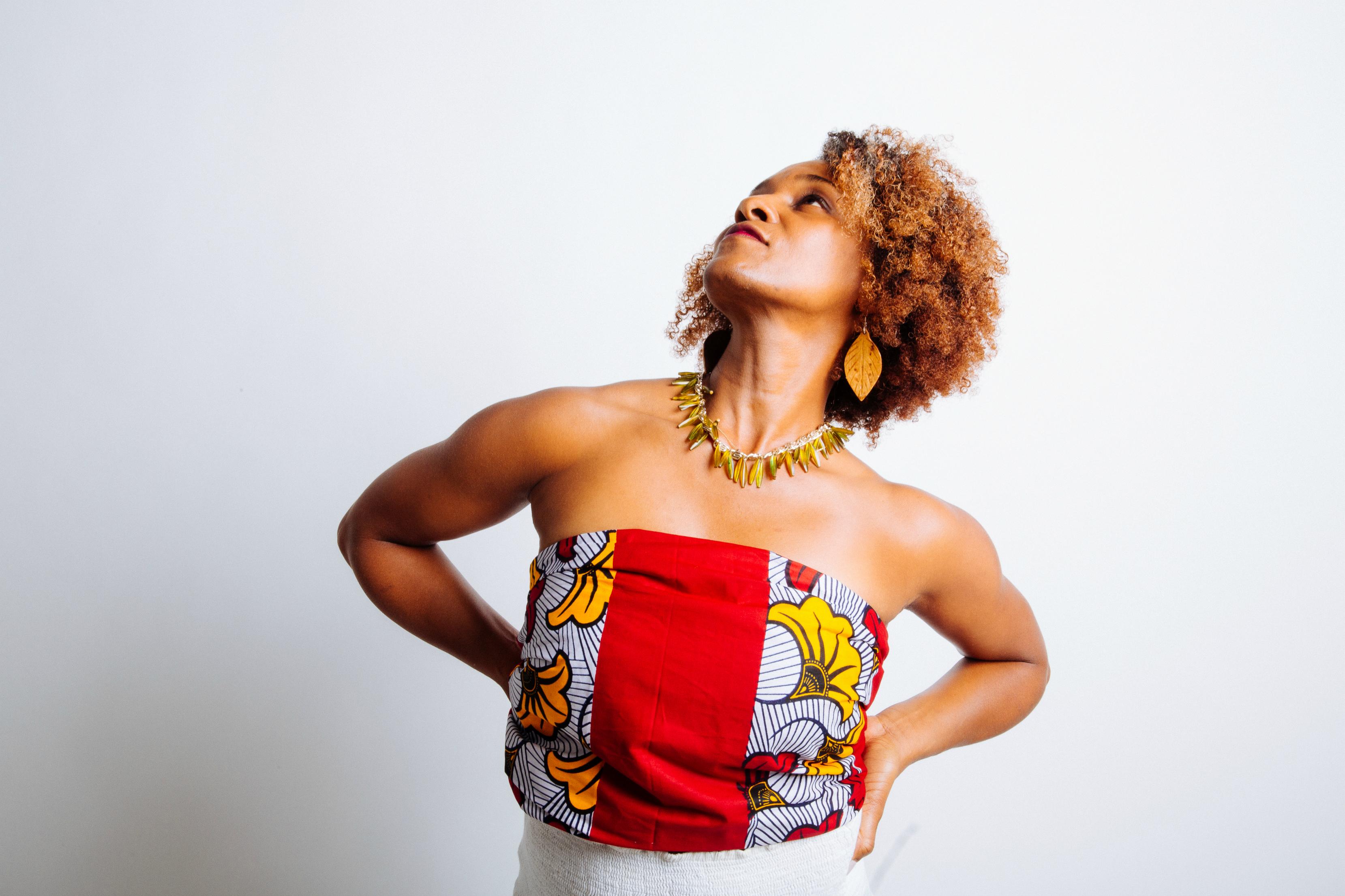 Michelle-Grant-Murray the black artist talk