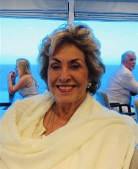 Deering Estate Foundation board member Sandy McCarthy