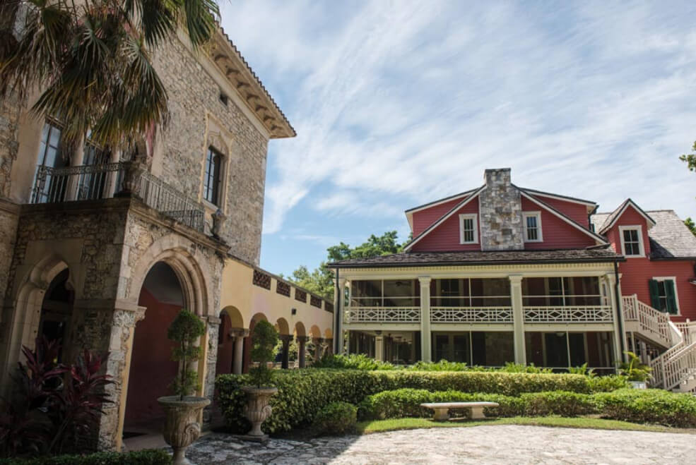 Historic House Museum Tour at The Deering Estate that you can explore virtually.