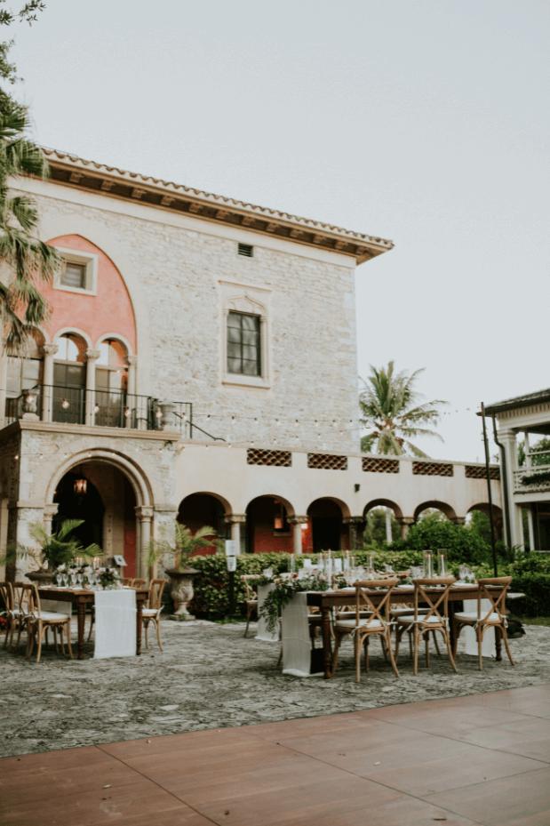 historic wedding venue in miami, fl